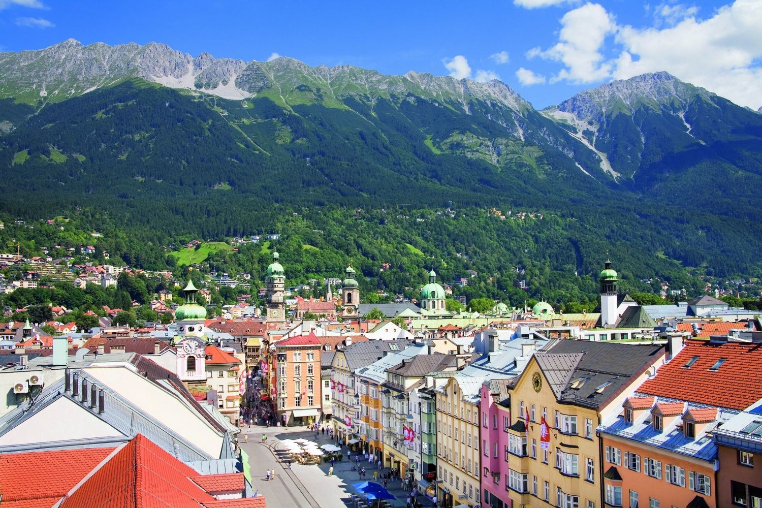 Innsbruck, Austria: photo and description, sights of a ski resort, museums and castles, reviews of tourists 65