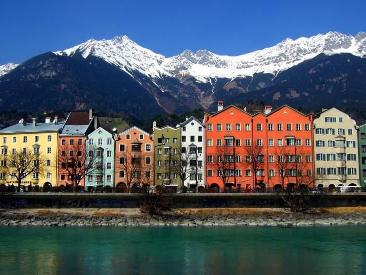 Innsbruck Capital Of Tirol Embedded In The Inn Valley Austria Places To See In Your Lifetime