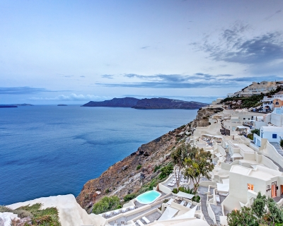 Mystique – a Tranquil Resort in Beautiful Santorini, Greece