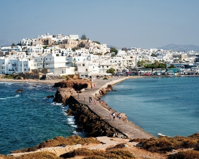 Naxos – the Largest Island of Many Faces in the Cyclades, Greece