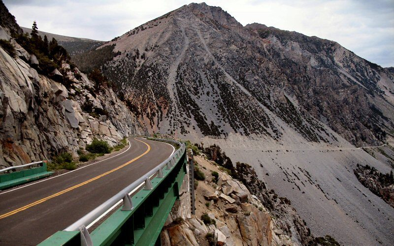Tioga Pass – a Wild Ride in California, USA