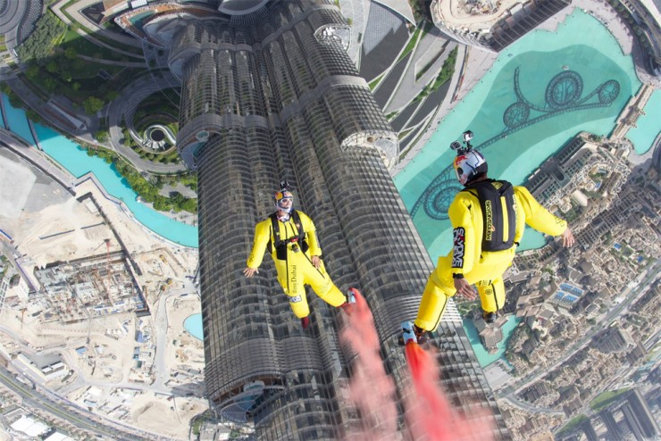 Top 10 Base Jump-Dubai