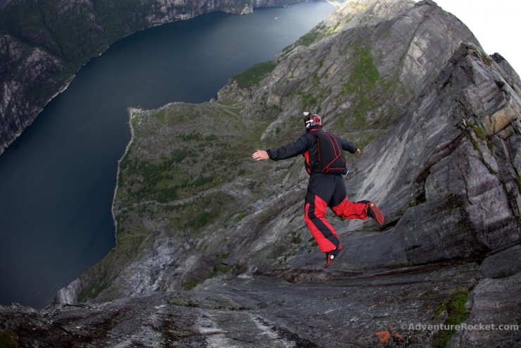 Top 10 Base Jump-Kjerag-Photo by Adventure Rocket2