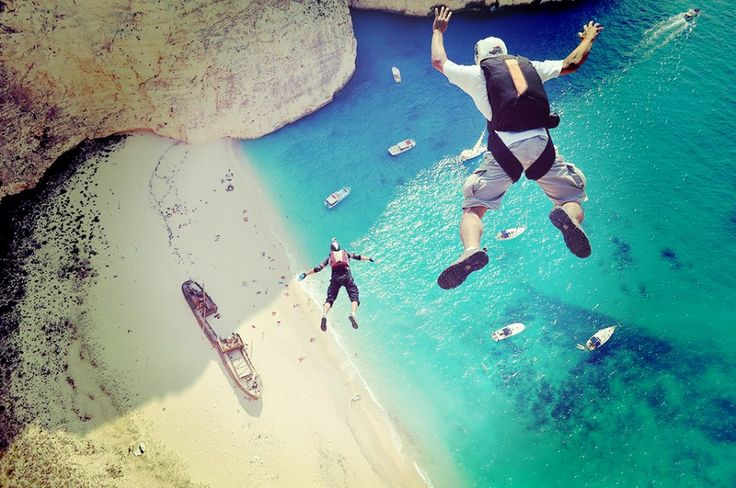 Top 10 Base Jump-Navagio-Photo by Kontizas Dimitrios