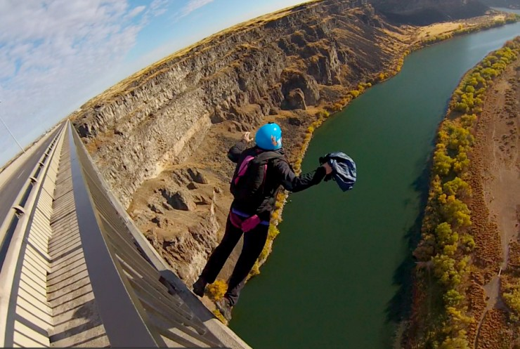 Top 10 Base Jump-Perrine