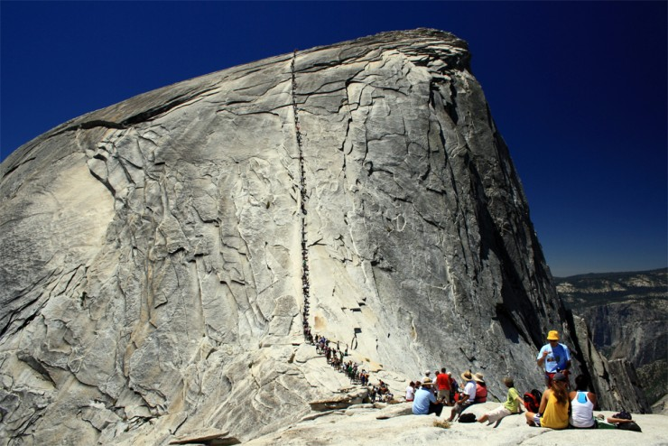 Top 10 Base Jump-Yosemite