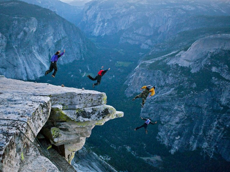 Top 10 Base Jump-Yosemite-Photo by Lynsey Dyer