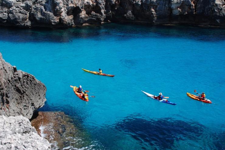 Top 10 Kayaking-Menorca2