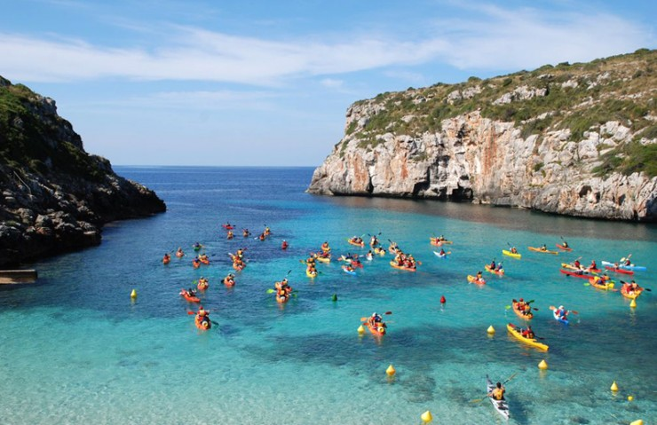 Top 10 Kayaking-Menorca4