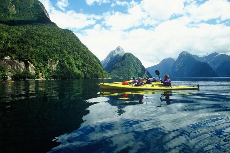 Top 10 Kayaking-Milford