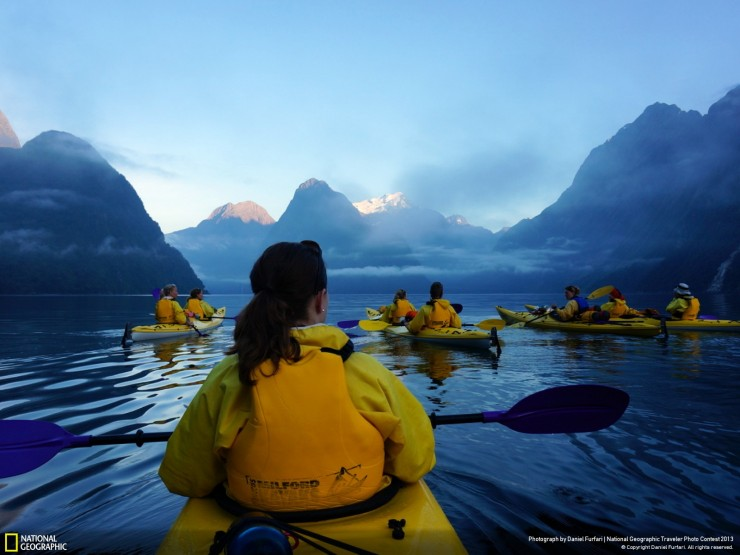 Top 10 Kayaking Milford Photo By Daniel Furfari