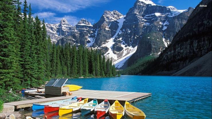 Top 10 Kayaking-Moraine