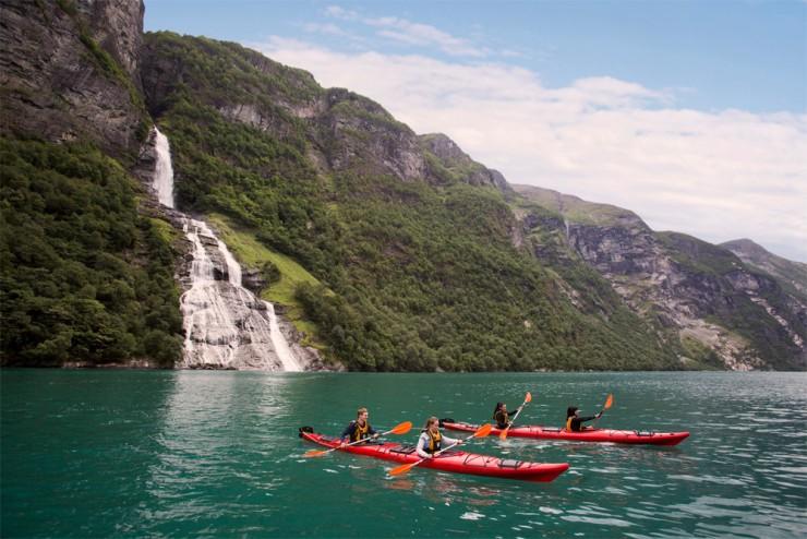 Top 10 Kayaking-Norway