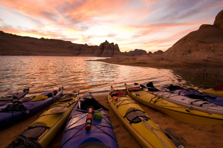 Top 10 Kayaking-Powell-Photo by yoyo jump