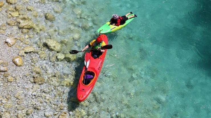 Top 10 Kayaking-Soca-Photo by Alan Gorjan