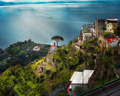 The Amalfi Drive – Discover the Coastal Jewel on a Scenic Ride, Italy