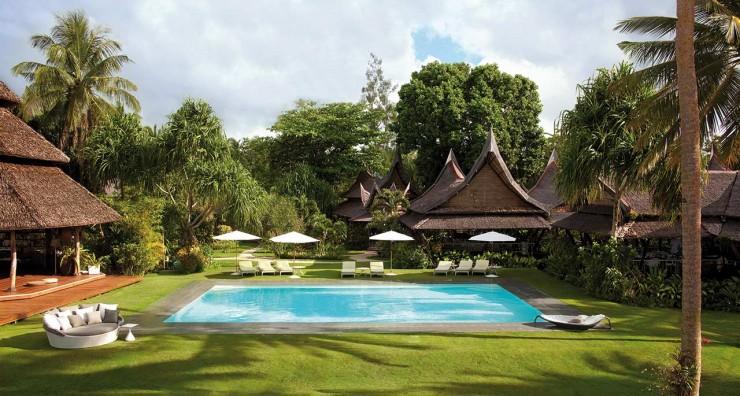Top 10 Asian Resorts-Dedon