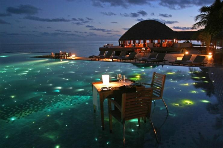 Top 10 Asian Resorts-Huvafen Fushi