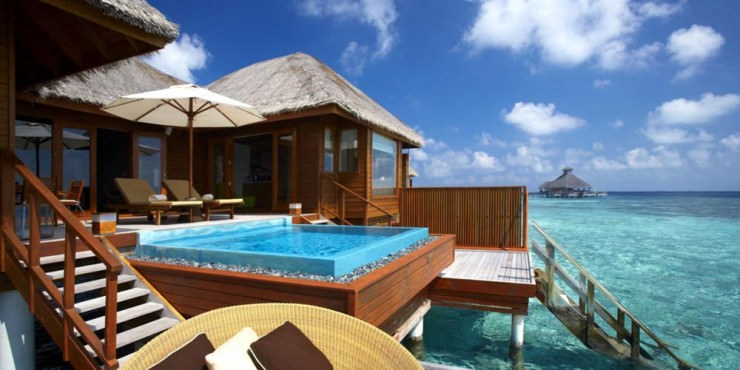 Top 10 Asian Resorts-Huvafen Fushi2