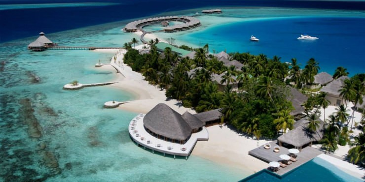 Top 10 Asian Resorts-Huvafen Fushi3