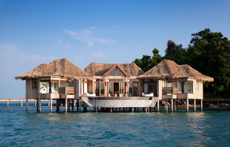 Top 10 Asian Resorts-Song Saa3
