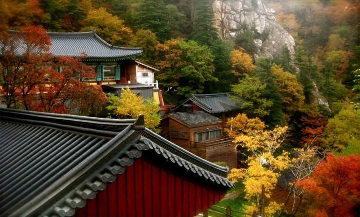 Top 10 Autumn-Seoraksan