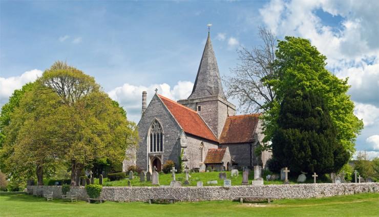 Top 10 British Villages-Alfriston