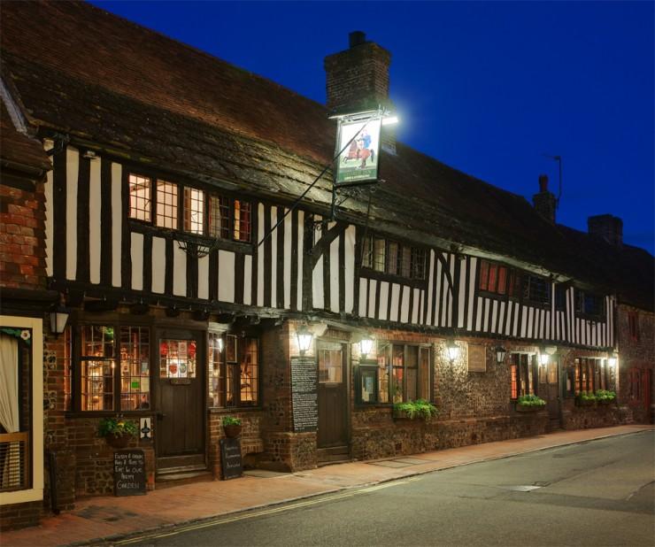 Top 10 British Villages-Alfriston2