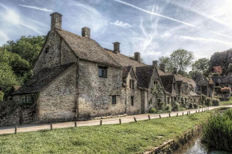 Top 10 British Villages-Bibury-Photo by Dirk Seifert