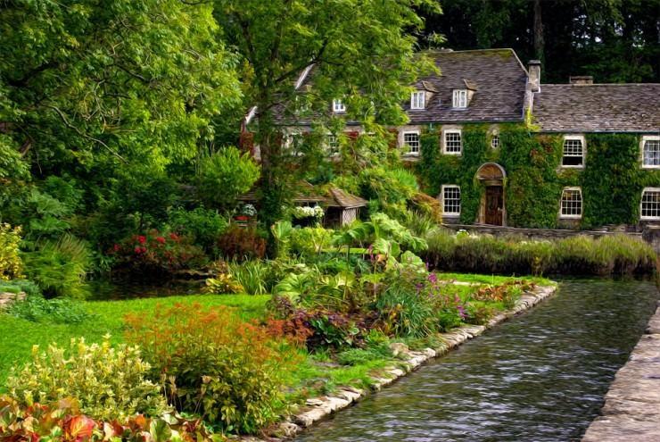 Top 10 British Villages-Bibury2