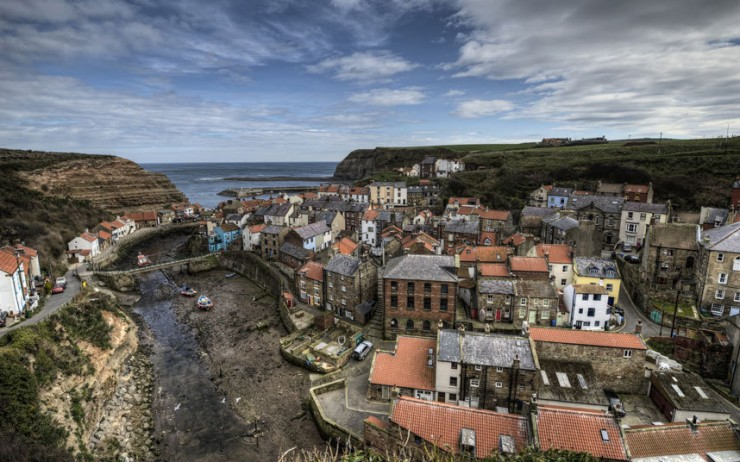 Top 10 British Villages-Staithes