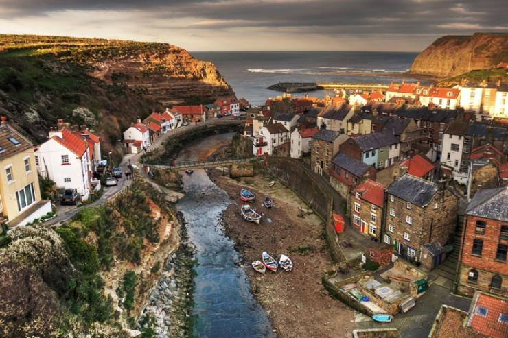 Top 10 British Villages-Staithes2