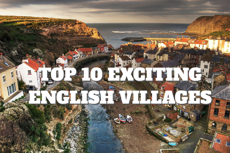 Top 10 Exciting English Villages