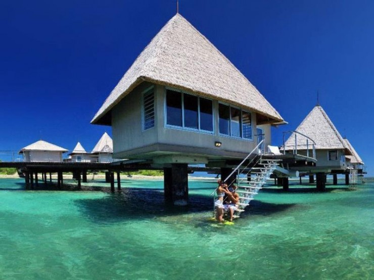 Top Ten Bungalows In The World My Web Value