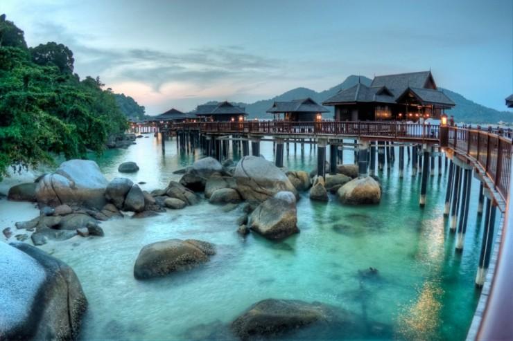 Top 10 Bungalows-Pangkor