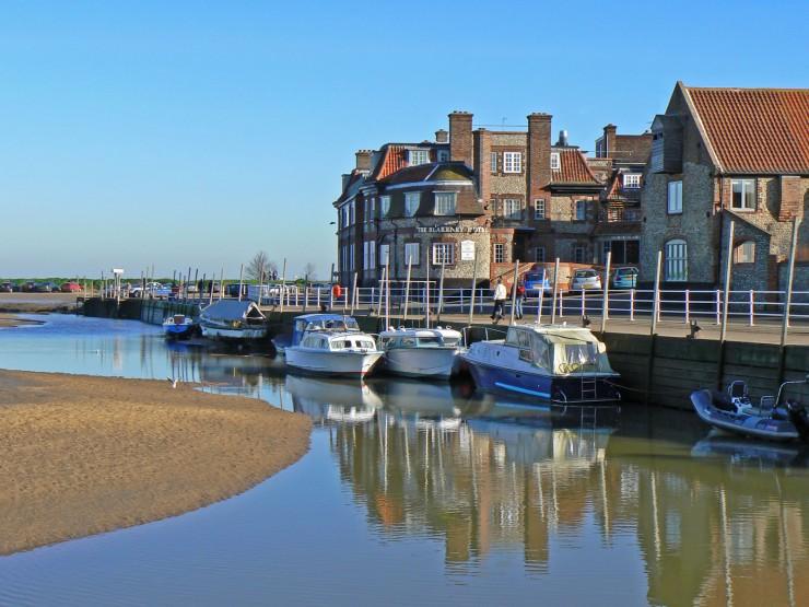 Top 10 English Villages-Blakeney