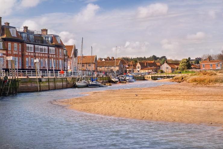 Top 10 English Villages-Blakeney2