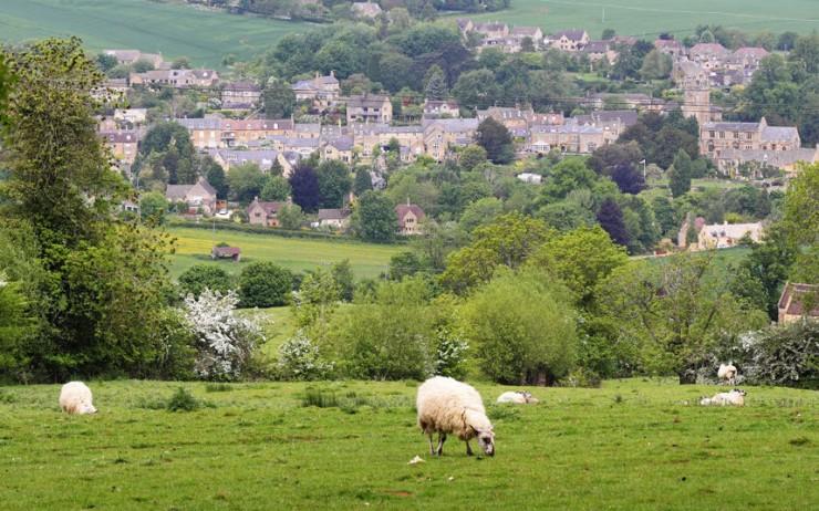 Top 10 English Villages-Blockley