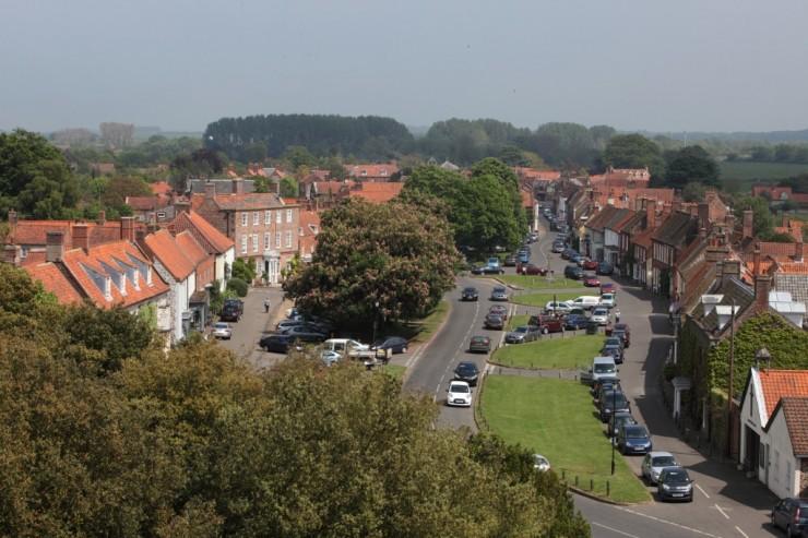 Top 10 English Villages-Burnham
