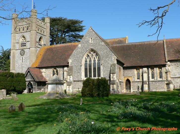 Top 10 English Villages-Hambleden-Photo by Foxy's Church Photographs