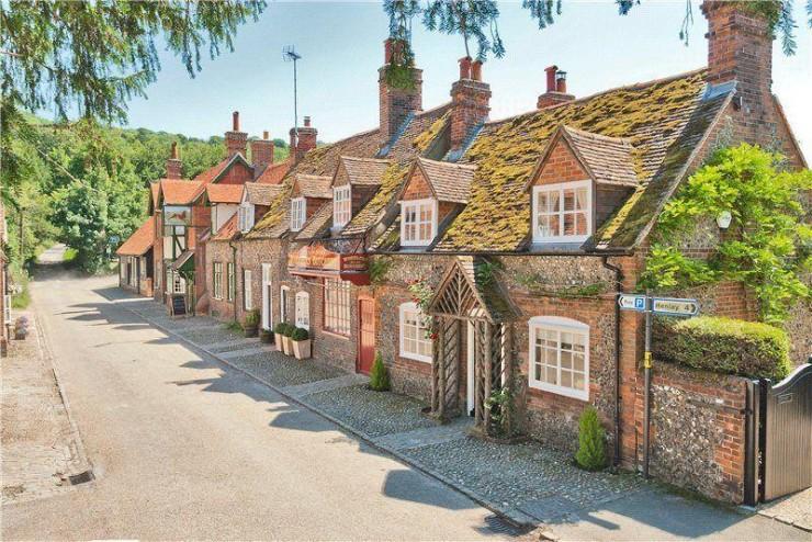 Top 10 English Villages-Hambleden2