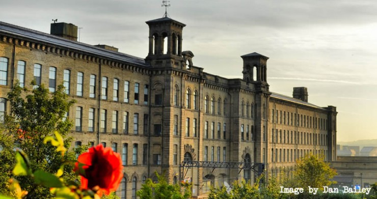 Top 10 English Villages-Saltaire-Photo by Dan Bailey