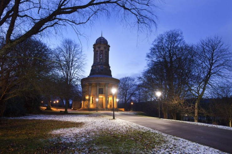 Top 10 English Villages-Saltaire-Photo by Mark Davis