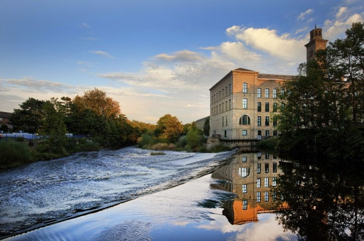 Top 10 English Villages-Saltaire-Photo by Mark Davis2