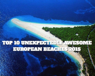 Top 10 Unexpectedly Awesome European Beaches 2015