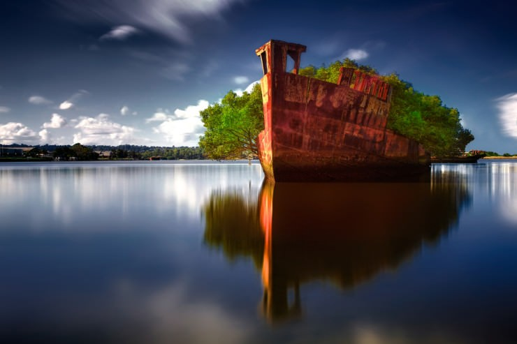 Top 10 Google-Homebush Bay