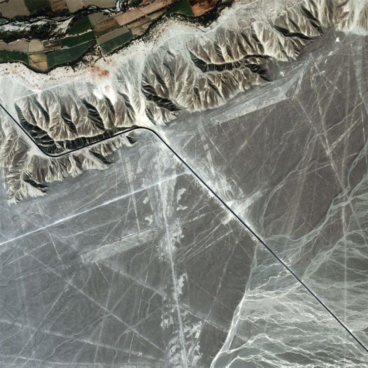 Top 10 Google-Nazca