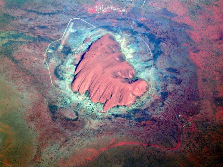 Top 10 Google-Uluru