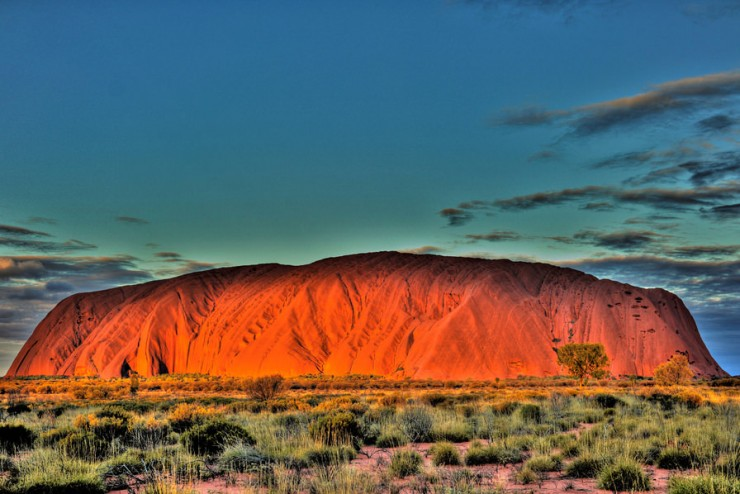 Top 10 Google-Uluru-Photo by Petr Marek