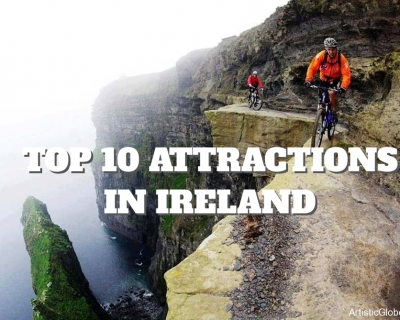 Top 10 Attractions in Ireland